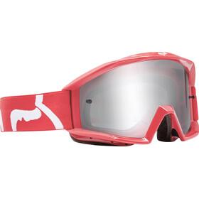 Fox Main Race Goggle red